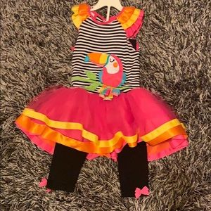 Emily Rose outfit size 5t